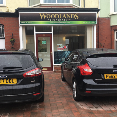 woodlands funerals Ansdell